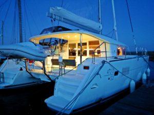 Katamaran Charter Kroatien yachtcharter