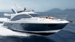 yachtcharter kroatien Motoryacht chartern kroatien flybridge