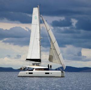 katamaran chartern kroatien - yacht chartern kroatien - charteryacht finden