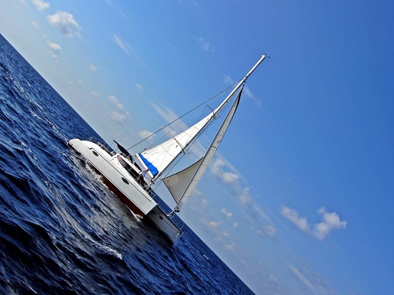 Katamaran chartern Katamaran mieten kroatien katamaran segeln